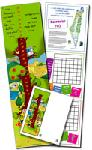 Click here for more information about Growth Chart and Children's Book of Honor Tree Certificate